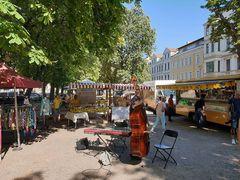 Foto vom Naschmarkt