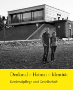 Cover zur Publikation: Denkmal-Heimat-Identität